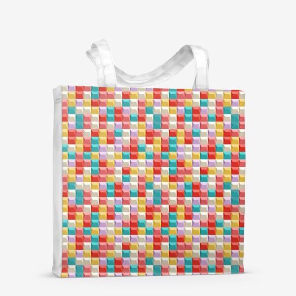 Сумка-шоппер «Геометрический узор3»