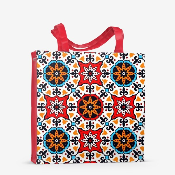 Сумка-шоппер «Шамаханская царица»