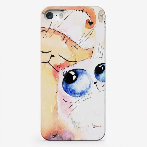 Чехол iPhone «любовь»