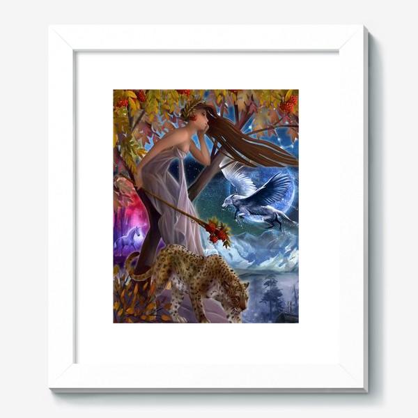 Картина «Нимфа, фея»