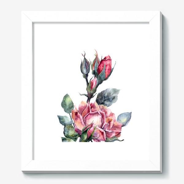 Картина «Цветы Розы»