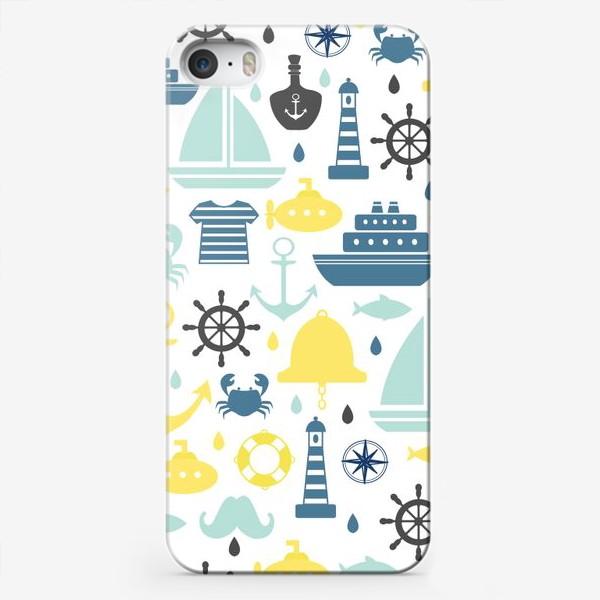 Чехол iPhone «Юнга»