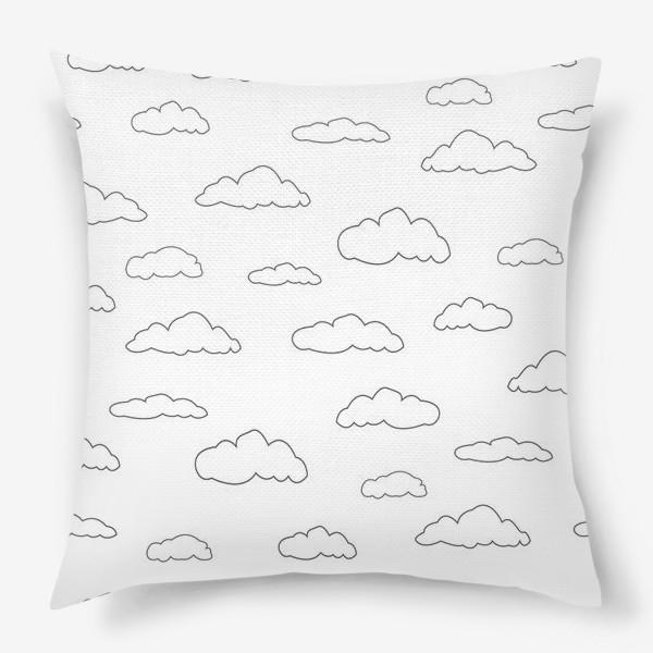 Подушка «облака»