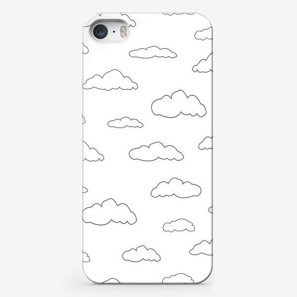 Чехол iPhone «облака»