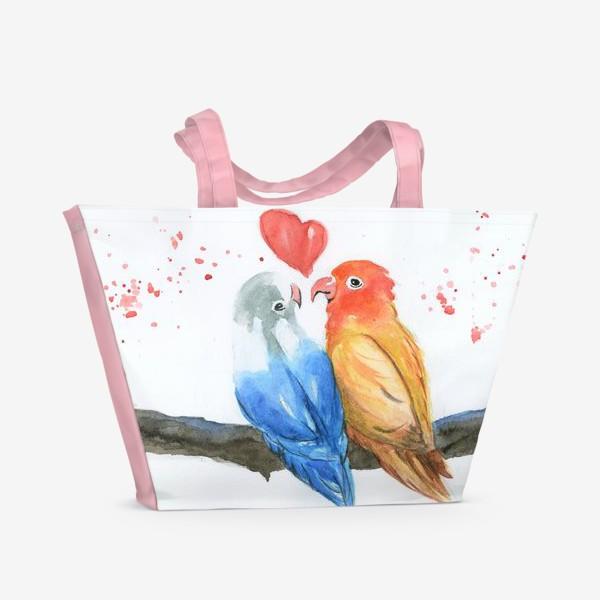 Пляжная сумка «Дуэт»