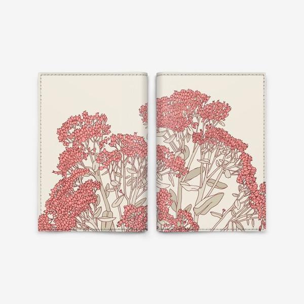 Обложка для паспорта «Заячья капустка»