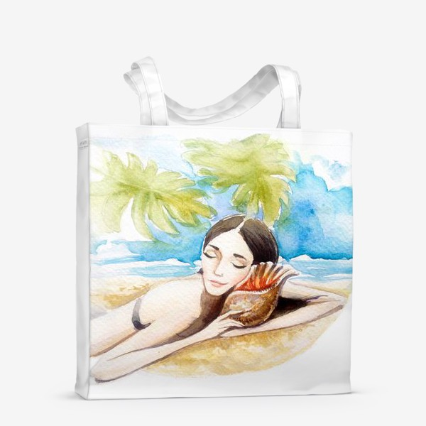 Сумка-шоппер «летние сны»