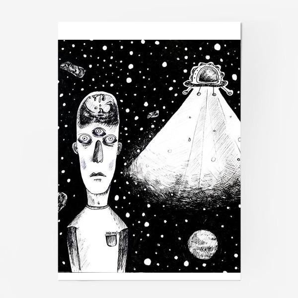 Постер «Alien»