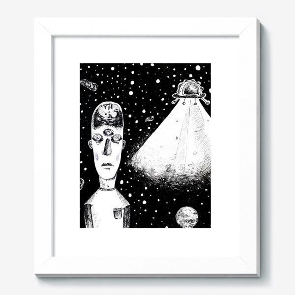 Картина «Alien»