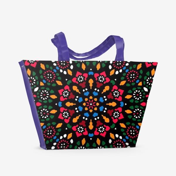 Пляжная сумка «Привет сумка D&G :)»