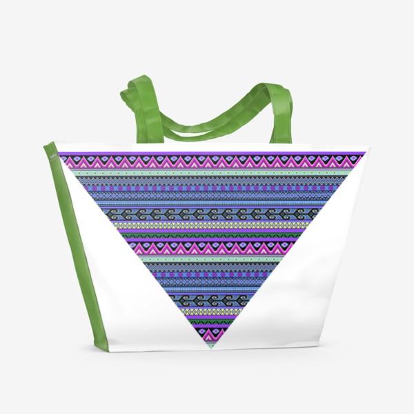 Пляжная сумка «талисман»