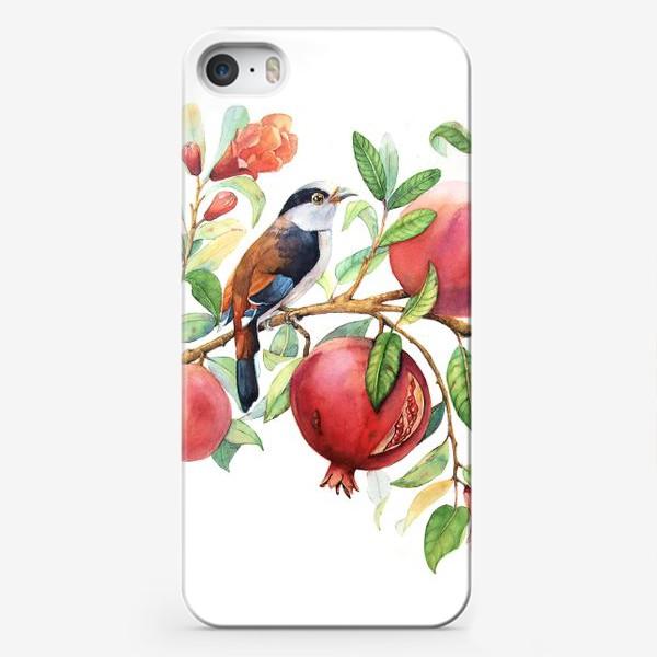 Чехол iPhone «Гранатовая ветвь»