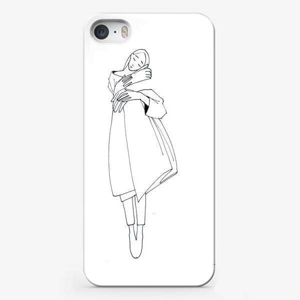 Чехол iPhone «Объятия »