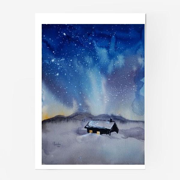 Постер «Северная ночь»