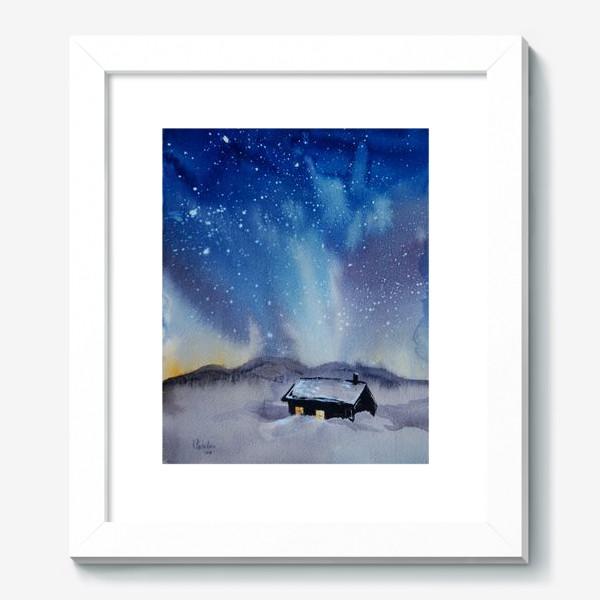 Картина «Северная ночь»