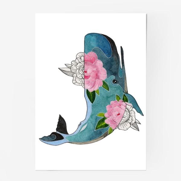 Постер «Кашалот»
