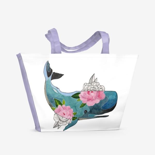 Пляжная сумка «Кашалот»