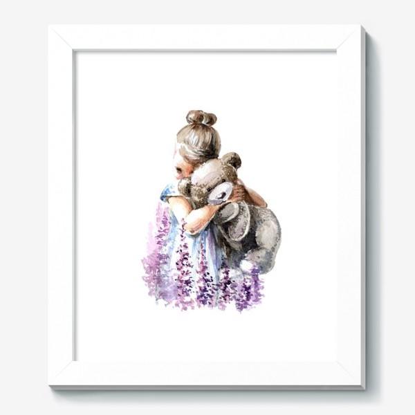 Картина «Машка + Мишка»