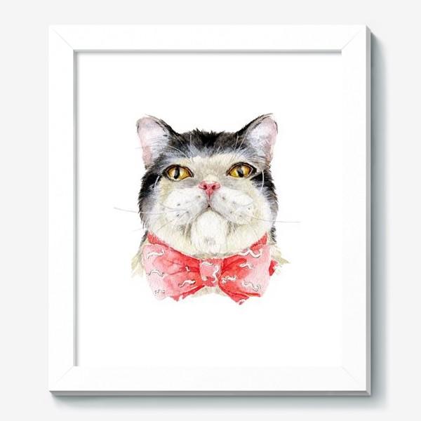 Картина «Кот. Мурзик»