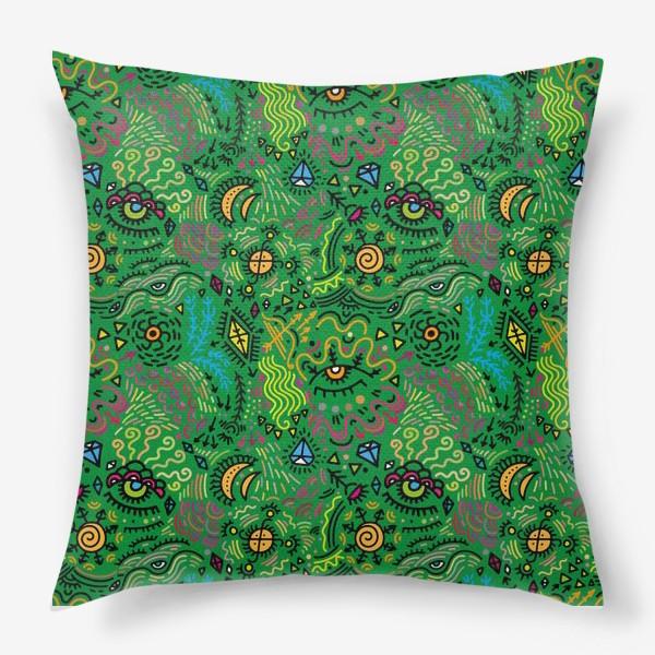 Подушка «- Психоделика 2 -»