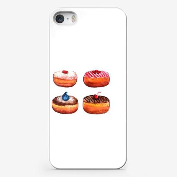 Чехол iPhone «Берлинеры»