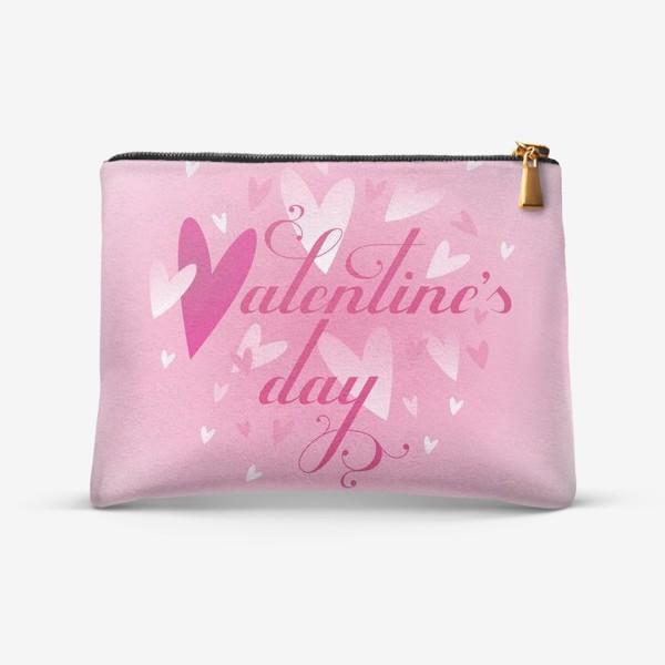 Косметичка «Валентинов день!»