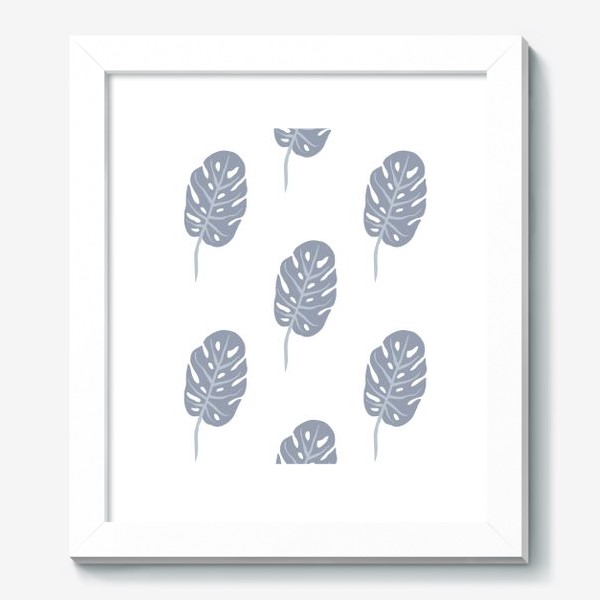 Картина «Delicate Jungle (minimal)»
