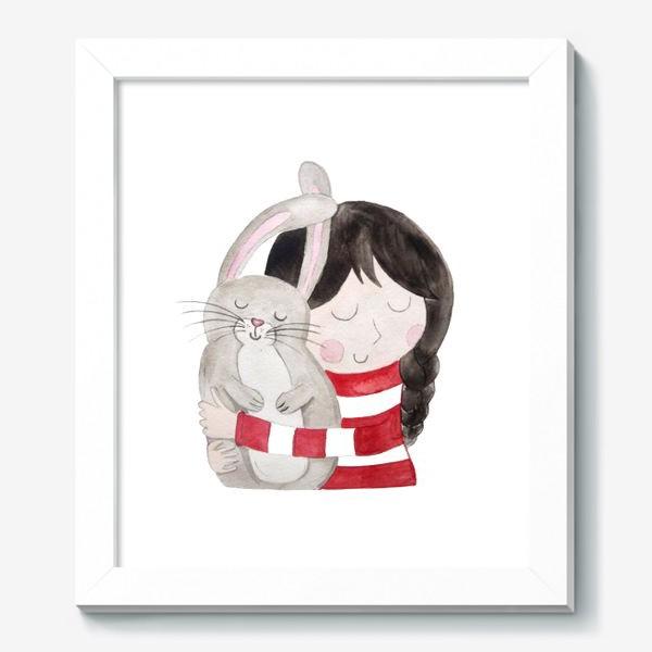Картина «Мой зайчик»
