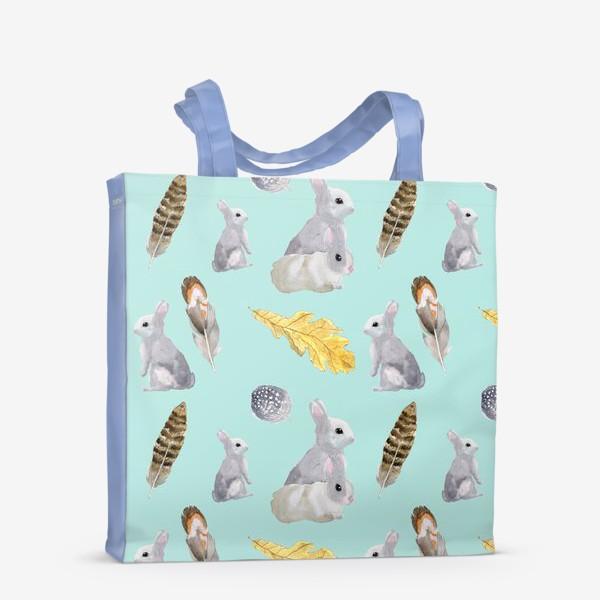 Сумка-шоппер «Зайцы»