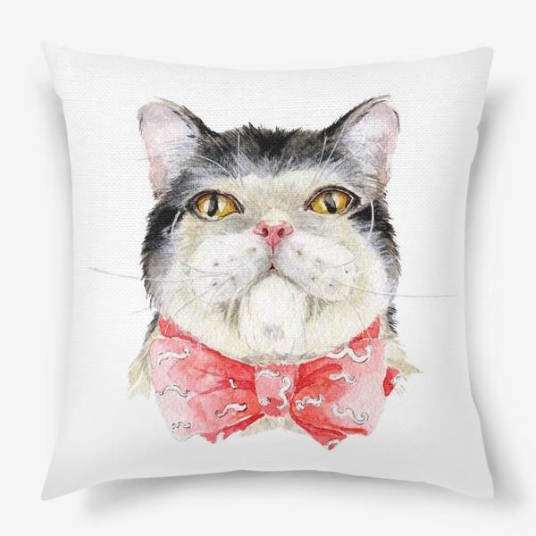 Подушка «Кот. Мурзик»