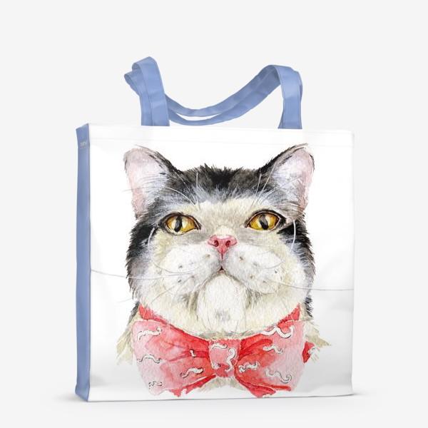 Сумка-шоппер «Кот. Мурзик»
