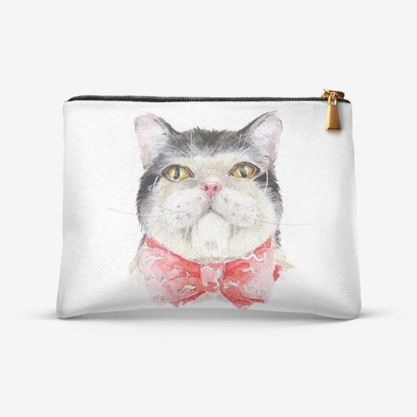 Косметичка «Кот. Мурзик»