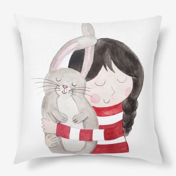 Подушка «Мой зайчик»