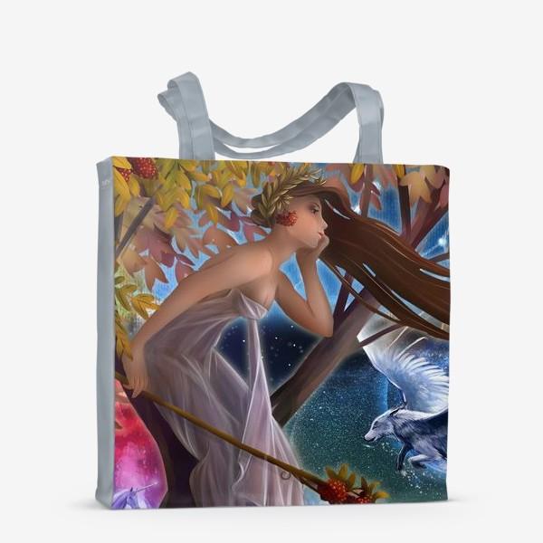 Сумка-шоппер «Нимфа, фея»