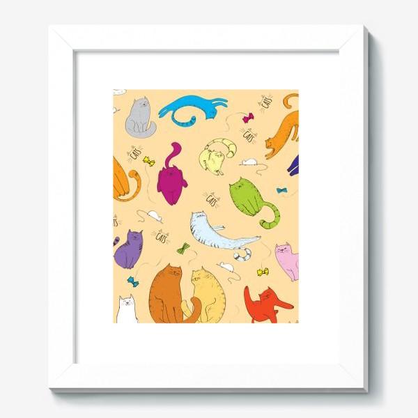 Картина «Котики»