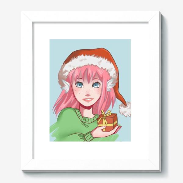 Картина «Рождественский подарок»
