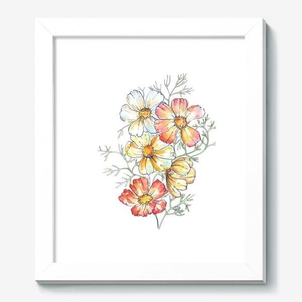 Картина «ромашки»
