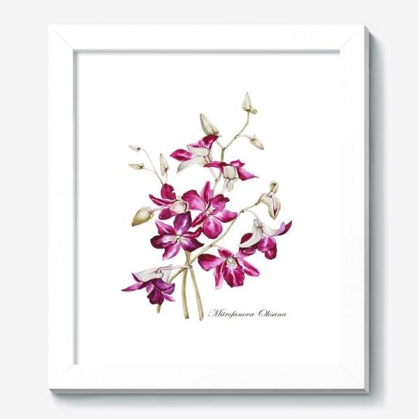 Картина «Орхидеи»