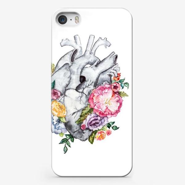 Чехол iPhone «Расцветает любовь»
