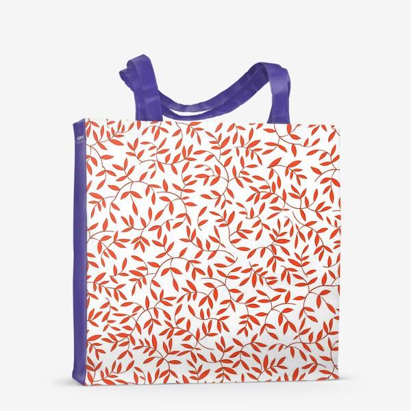 Сумка-шоппер «Листики»