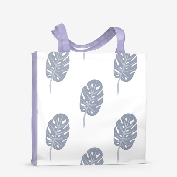 Сумка-шоппер «Delicate Jungle (minimal)»