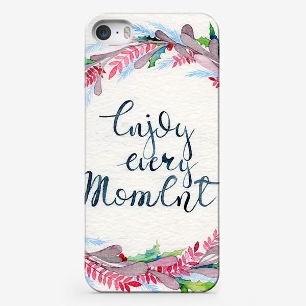 Чехол iPhone «Enjoy»