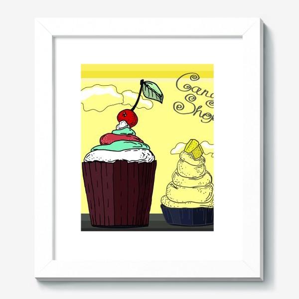 Картина «Кексы для сладкой жизни»