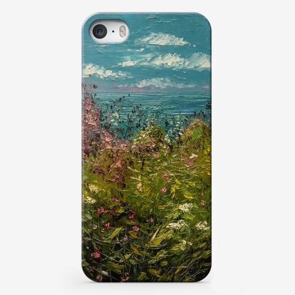 Чехол iPhone «Морское побережье»