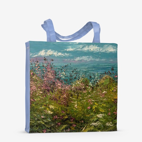 Сумка-шоппер «Морское побережье»