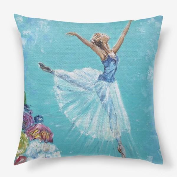 Подушка «Балерина»