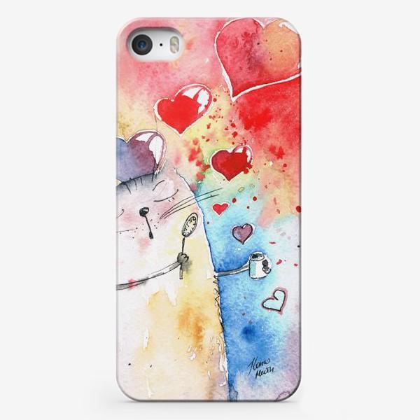 Чехол iPhone «Любовь вокруг нас»