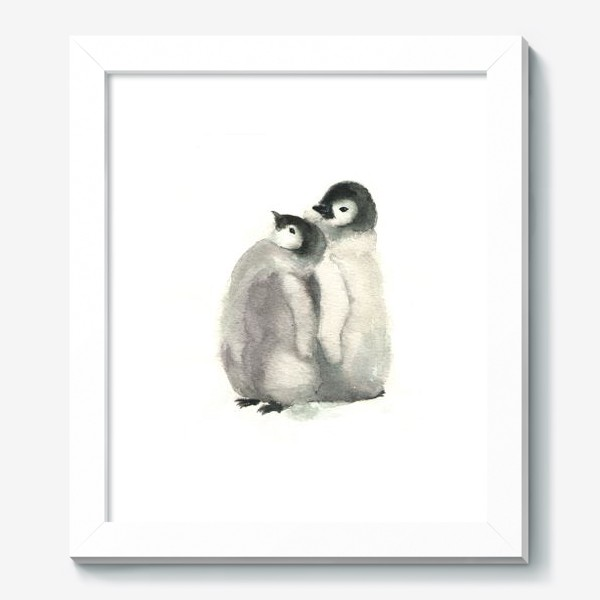 "Картина «""Пингвинята""»"