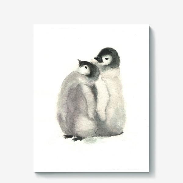"""Холст «""""Пингвинята""""»"""