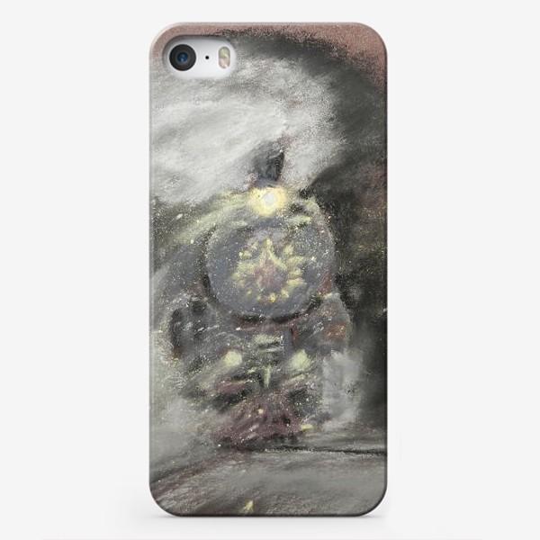 Чехол iPhone «Паровоз»